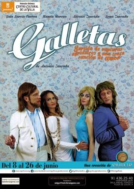 GALLETAS en el Teatro Fernán Gómez