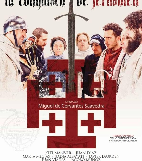 La conquista de Jerusalén atribuida a Cervantes