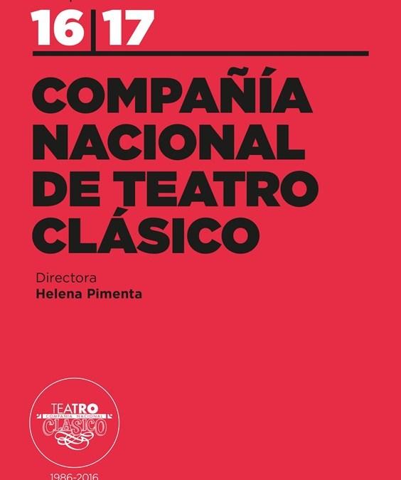 PROGRAMACIÓN Teatro de la Comedia 2016/2017
