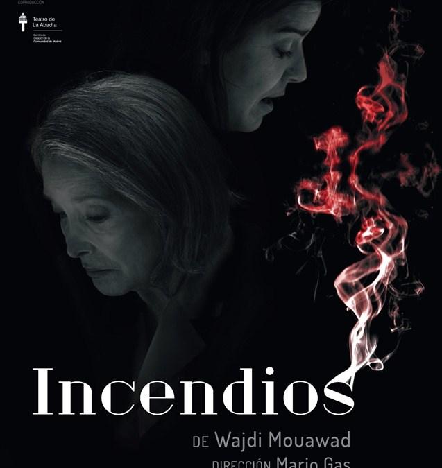 INCENDIOS de Wajdi Mouawad en el Teatro de La Abadía