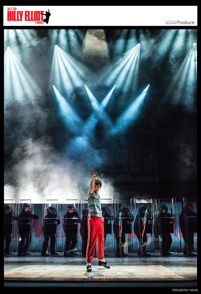 BILLY ELLIOT El Musical en el Nuevo Teatro Alcalá
