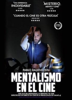 MENTALISMO EN EL CINE de Pablo Raijenstein, Cine de la Prensa