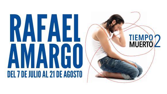 Rafael Amargo en el Teatro de La Latina