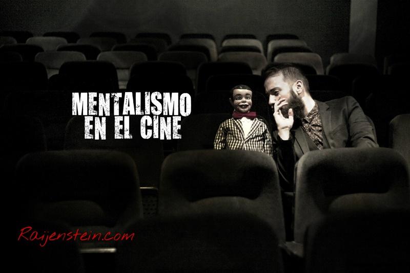 MENTALISMO EN EL CINE de Pablo Raijenstein en el Cine de la Prensa