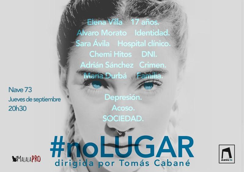 #noLUGAR en Nave 73