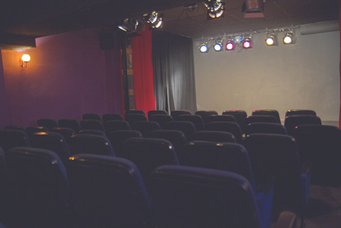 Teatro de las Aguas