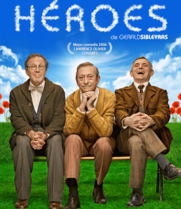 HEROES en el Teatro Reina Victoria