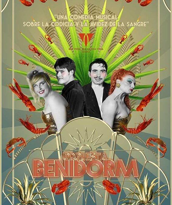 ORQUESTA BENIDORM ya toca en el Teatro Lara
