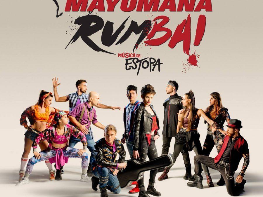 Mayumana rumba en el teatro rialto madrid es teatro for Teatro rialto madrid