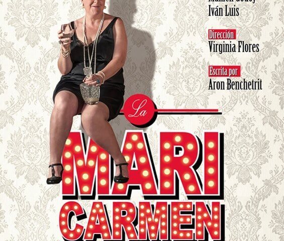 La Maricarmen. Un balcón al aire en el Teatro Fernán Gómez
