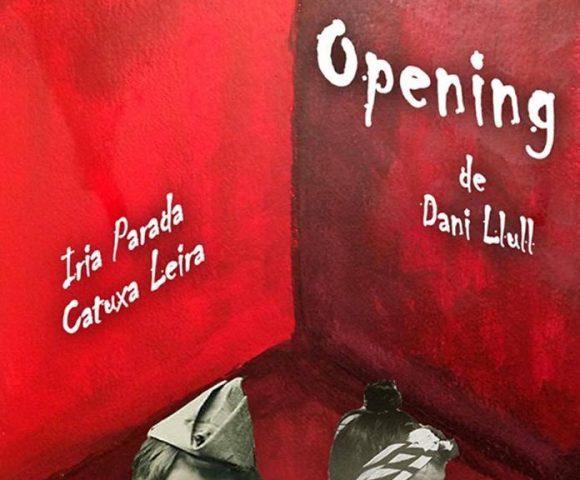 OPENING de Dani Llull en la Sala Tarambana