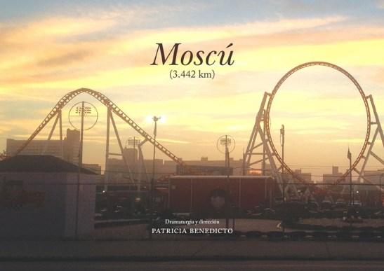 MOSCÚ (3.442 KM) en El Umbral de Primavera