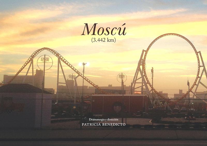 MOSCÚ (3.442 KM) en Nave 73