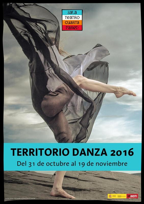 TERRITORIO DANZA 2016 en la Sala Cuarta Pared - Madrid Es Teatro