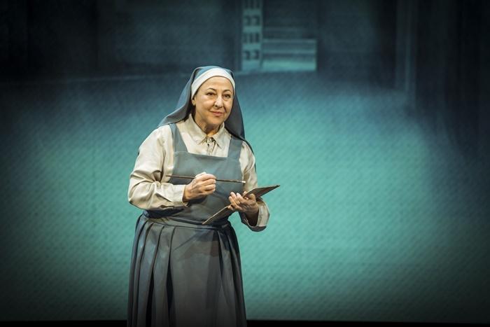 La autora de Las meninas en el Teatro Valle Inclán de Madrid
