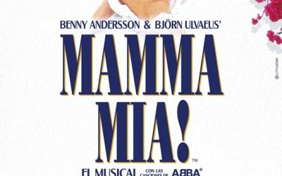 El Musical MAMMA MIA! ya está en Madrid