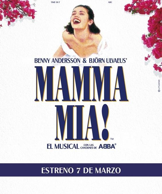 El Musical MAMMA MIA! vuelve a Madrid en marzo de 2017