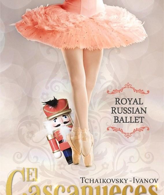 EL CASCANUECES – Royal Russian Ballet en Teatro Nuevo Apolo
