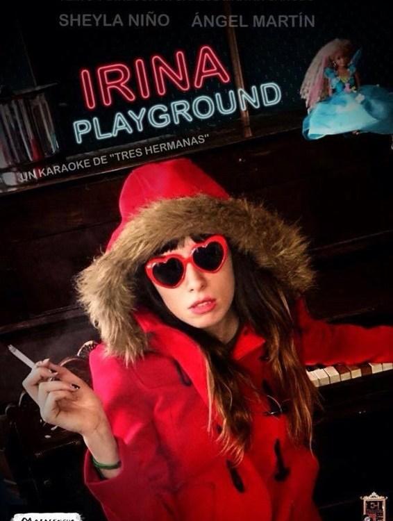 IRINA PLAYGROUND en Arte y Desmayo