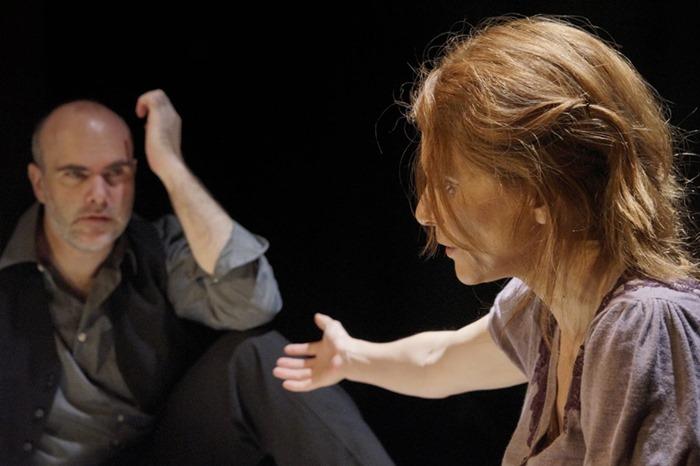 LA PUERTA BLINDADA en el Teatro Lagrada