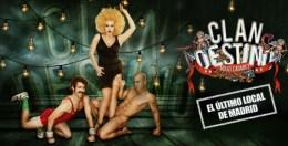 CLANDESTINO Adult Cabaret en el Gran Teatro Príncipe Pío