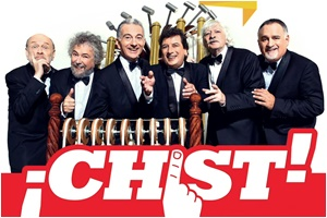 ¡CHIST! Les Luthiers