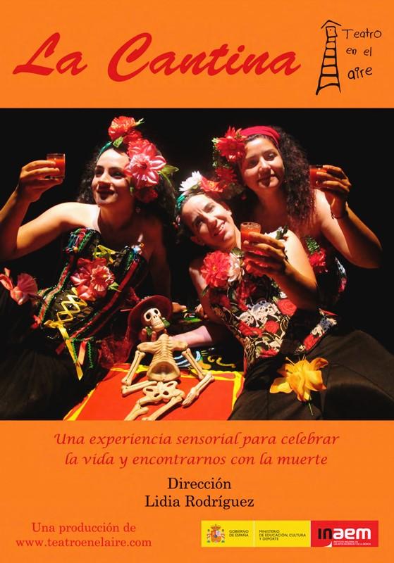 LA CANTINA de Teatro en el Aire en la Cuarta Pared - Madrid Es Teatro