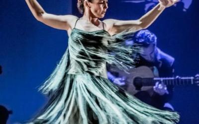 "SARA BARAS ""VOCES"", Teatro Nuevo Apolo"