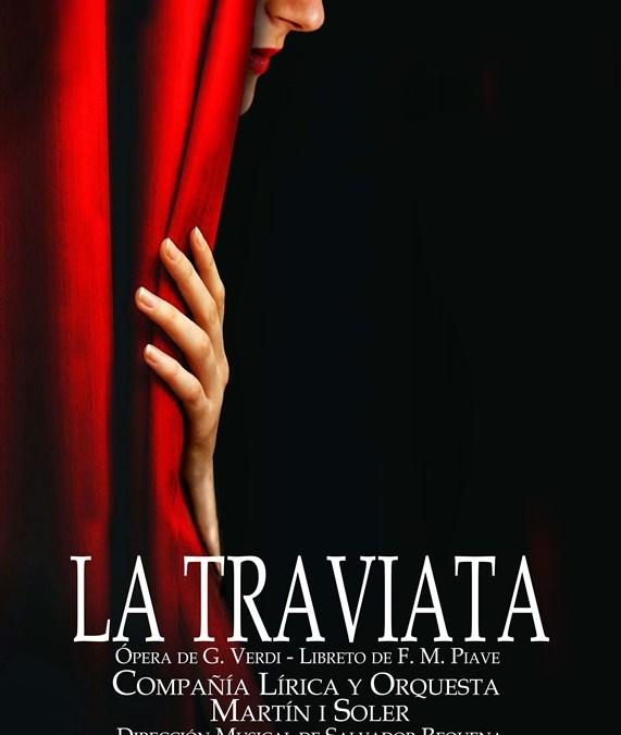 LA TRAVIATA llega al Teatro Reina Victoria