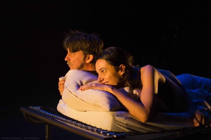 DANNY Y ROBERTA en el Teatro Lara