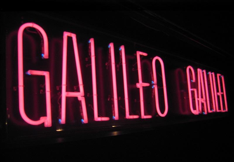 SALA GALILEO GALILEI – El Templo de la Música
