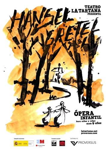 HANSEL Y GRETEL La Tartana, 40º aniversario