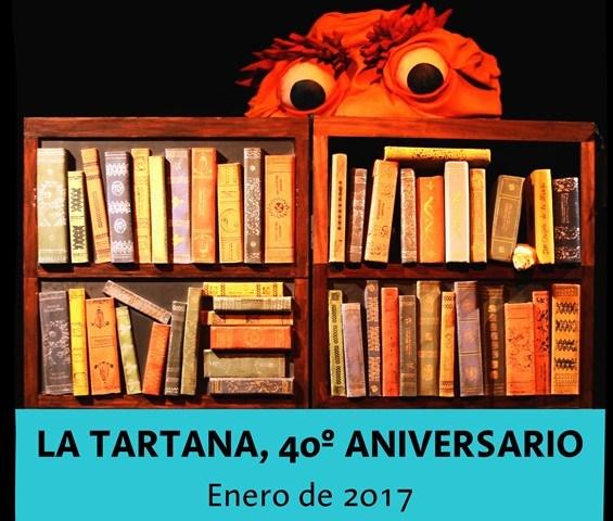 LA TARTANA 40º aniversario en la Sala Cuarta Pared