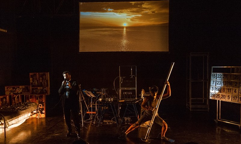 SPAM. Rafael Spregelburd / Zypce en los Teatros del Canal