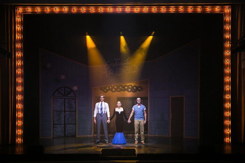 Mi última noche con Sara, en el Teatro Rialto