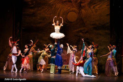 El cascanueces, en el teatro Lope de Vega