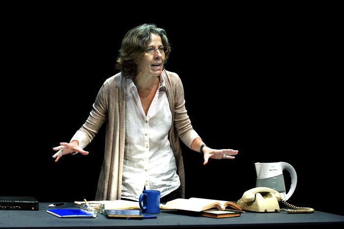MUJER NO REEDUCABLE en el Teatro Español