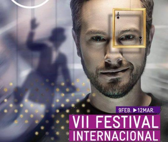 VII FESTIVAL INTERNACIONAL DE MAGIA DE MADRID en el Teatro Circo Price