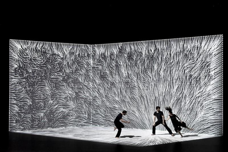 Le mouvement de l'air, Teatros del Canal