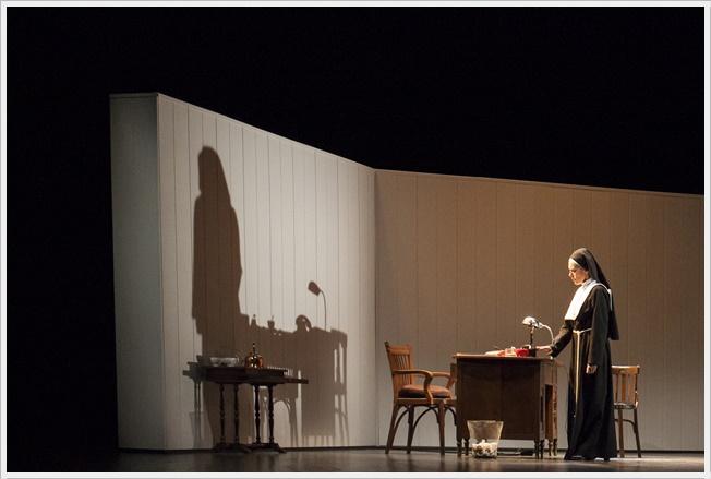 LA DUDA en el teatro Galileo