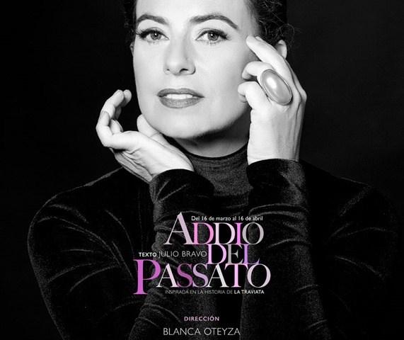 ADDIO DEL PASSATO en el Teatro Fernán Gómez