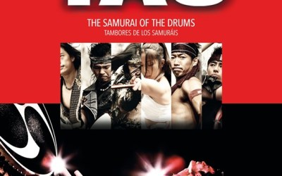 TAO The Samurai of the Drums en los Teatros del Canal