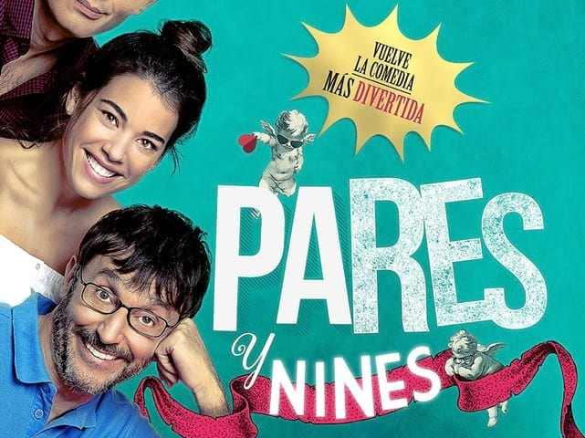 PARES Y NINES en el Teatro Príncipe Gran Vía