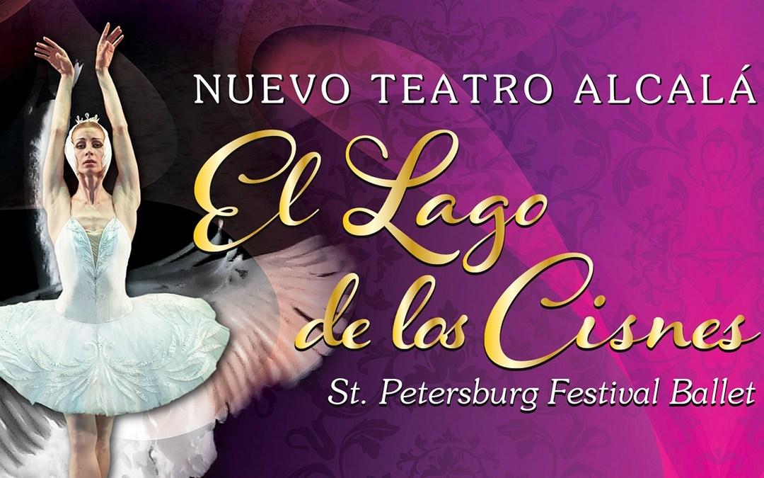 St Petersburg Festival Ballet en Madrid