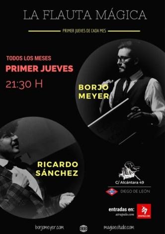 BORJO MEYER & RICARDO SÁNCHEZ