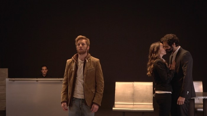 EL ASCENSOR en El Pavón Teatro Kamikaze