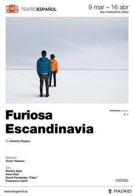 FURIOSA ESCANDINAVIA de Antonio Rojano en el Teatro Español