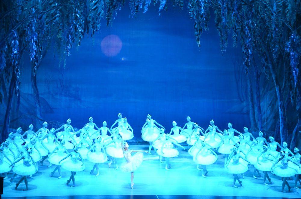 St Petersburg Festival Ballet EL LAGO DE LOS CISNES