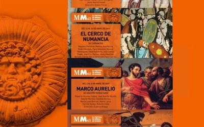 FESTIVAL DE MÉRIDA EN MADRID en el Teatro Bellas Artes