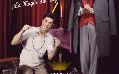 THE SPIRIT OF MAGIC ¡La Magia del Inglés! en el Teatro Reina Victoria